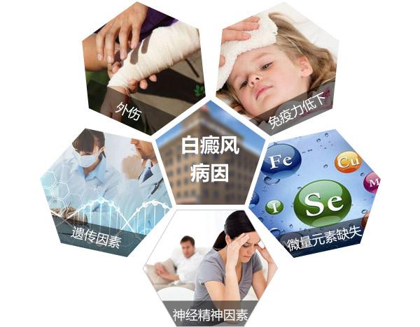 白癜风复发的常见原因及预防